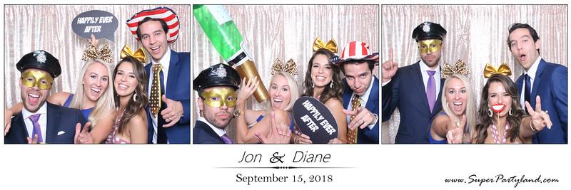 Jon and Diane Wedding