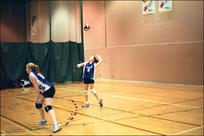 2003-04 Women's Volleyball