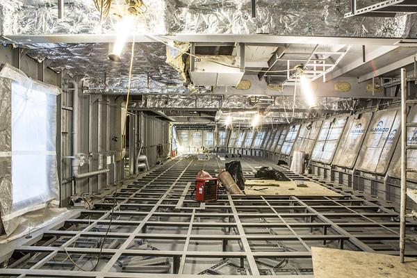 Superstructure Construction evolution