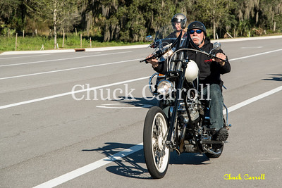 Thunder by the Bay - Sunday - LEGACY OF VALOR MOTORCYCLE RIDE - January 12, 2014