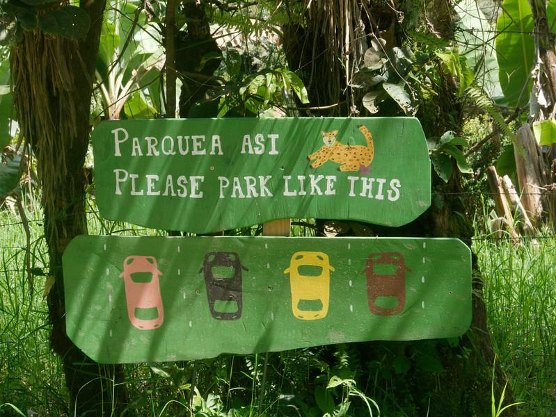 Quebradas Reserve
