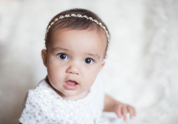 Audrey 6 months