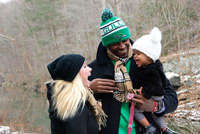 Evans Family Winter Shoot