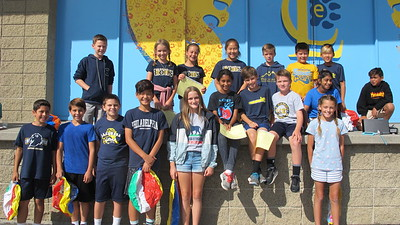 LCE Lions Roar With Spirit