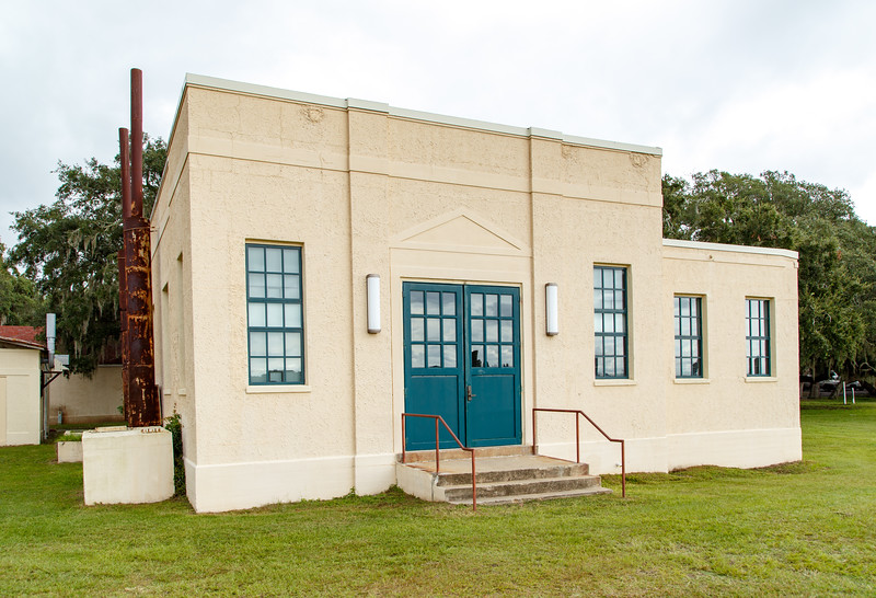 Power House Classroom Building