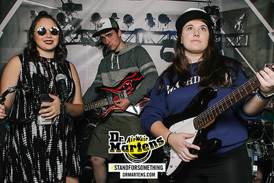 day 2 - dr. martens x bumbershoot