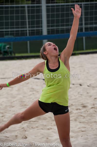 Black Hawks Beach and Special Olympics