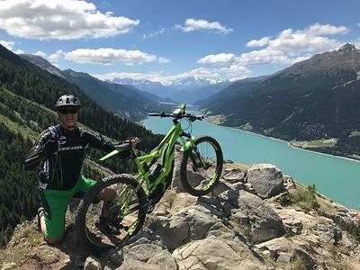 MTB vakantie Oostenrijk Serfaus 2018