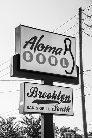 Grand Reopening @ Aloma Bowl 10-14-15