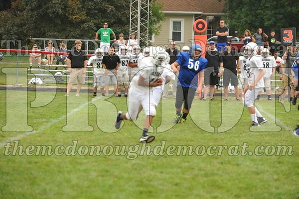 JH B Fb 8g BWP vs Galesburg 08-29-15