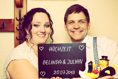 20.07.2019 Hochzeit Belinda & Julian