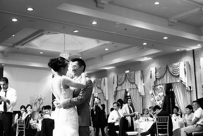 John and Leslie Wedding