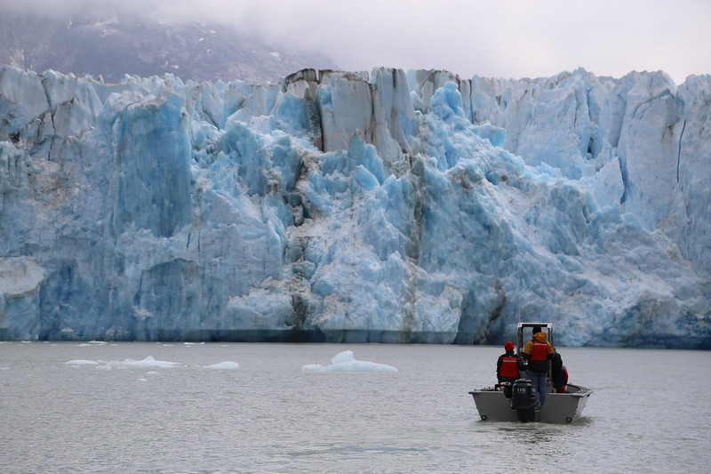 Dawes Glacier.