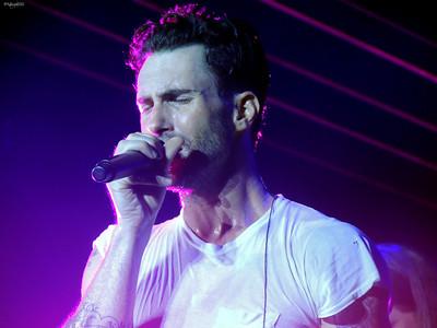 Maroon 5 - Susquehanna Bank Center - Camden, NJ - 8/7/13