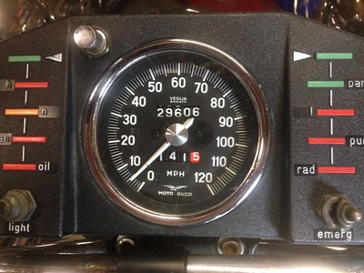 Moto Guzzi 850 T-3 Sale Pictures