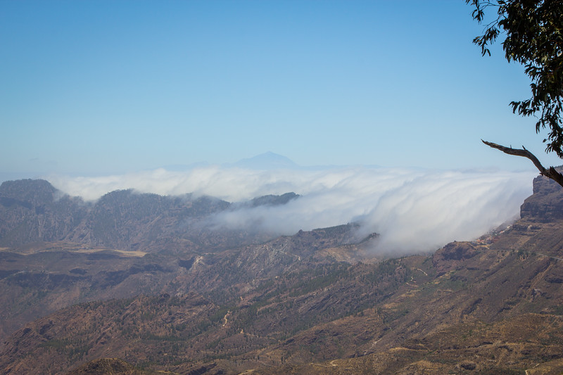 Tenerife in the Clouds