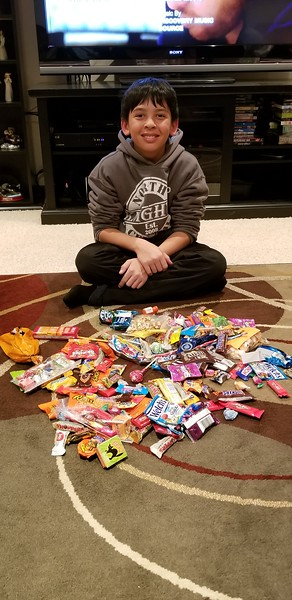 2017-10-31 Dylan's  Loot