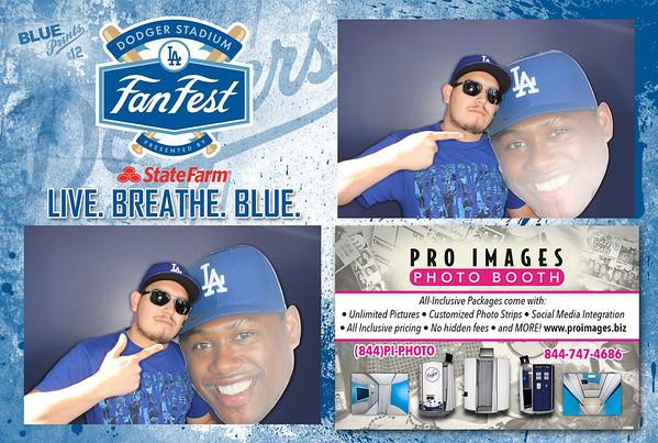 Fan Fest- Photo Booth