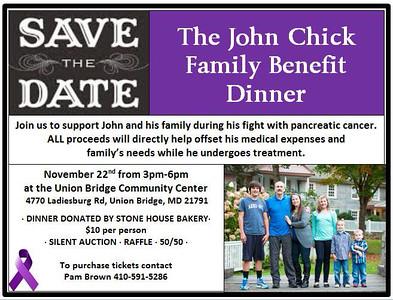 John Chick Benefit Dinner