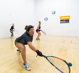 2018-10-27 Womens Doubles - Open Candi Linkous - Kristen Junkin over Paola Nunez - Veronica Nogales