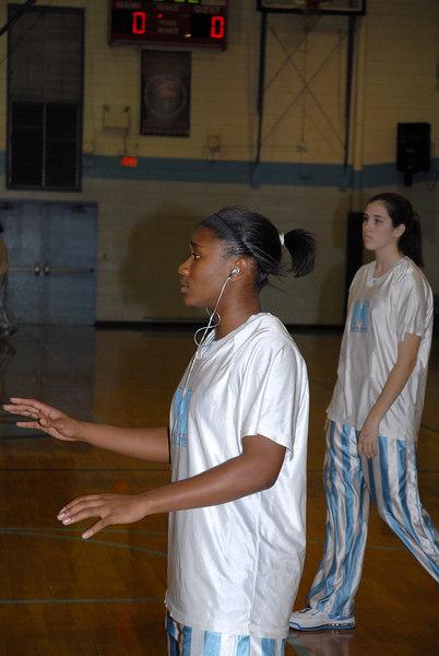 JL Mann V. Riverside Girl's Basketball