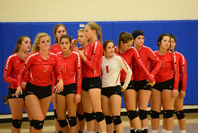 Jourdanton Vs. Harlan Volleyball