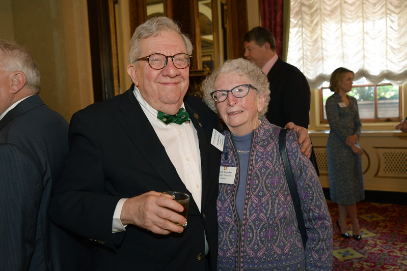 David H. Burnham with Priscilla Greenlees