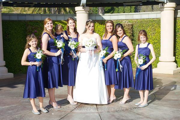 Formals - Bridesmaids & Bride