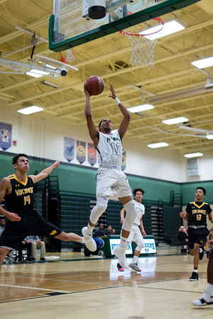 1/3/18 - Atholton Boys Varsity Basketball vs Mt. Hebron
