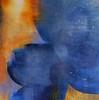 Aqua Moon-Daniels,AEPAG, 50x50 canvas