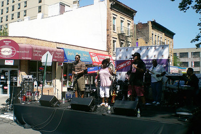 ERDA Merchants' Association Block Party, Saturday June 16, 2012