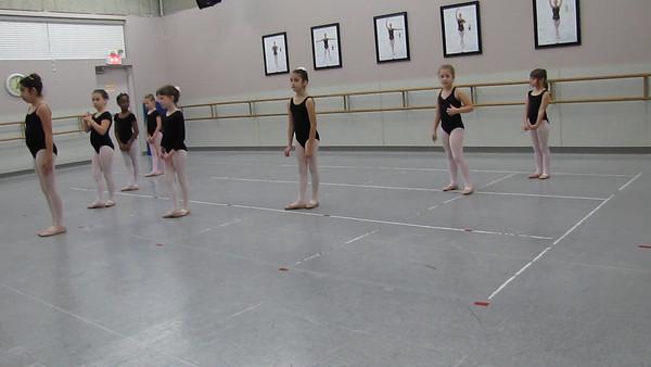 2010-2011 Ballet & Jazz
