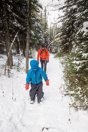 2017 Hiking Canada