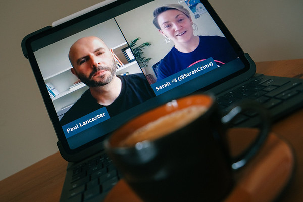 Newcastle Startup Week Online 18.05.20