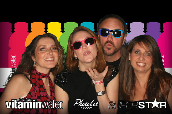 Vitamin Water /Superstar - Winter Jam Afterparty
