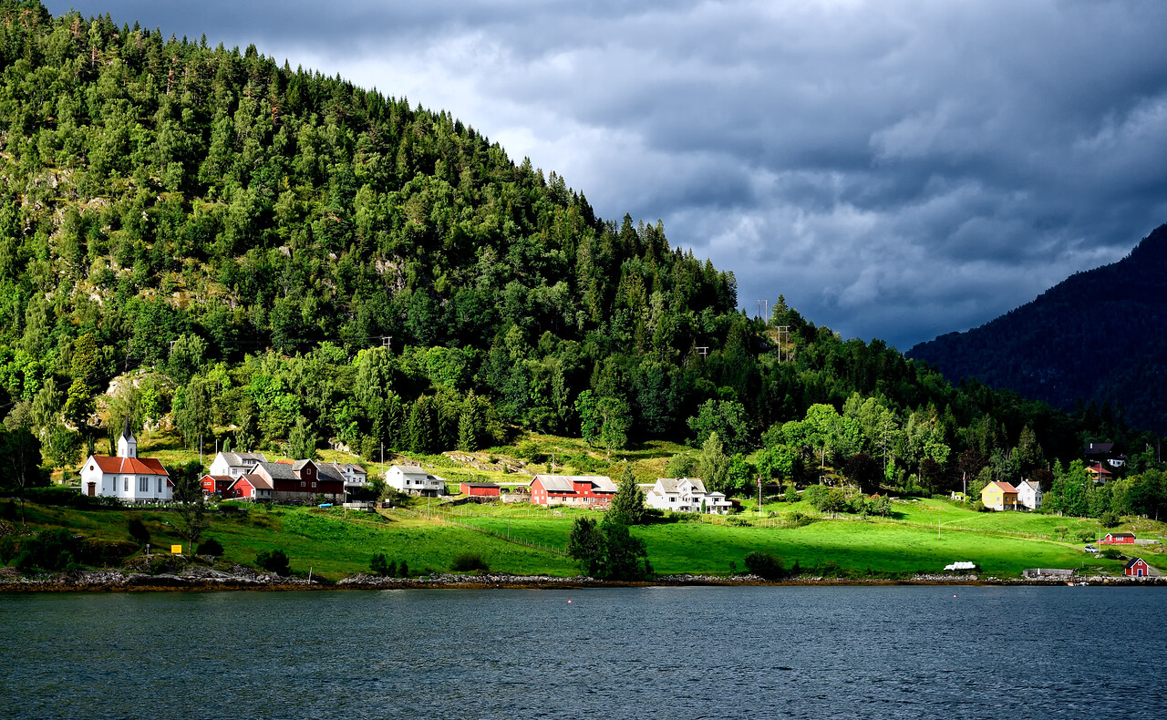 Sognefjorden Views