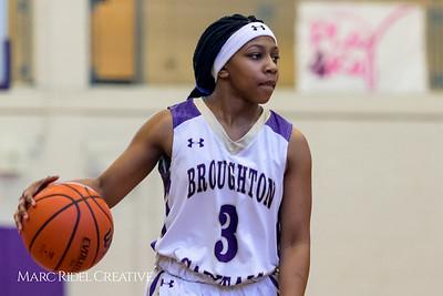 Broughton vs Leesville | Girl's Basketball