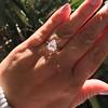 2.01ct Antique Pear Shape Diamond GIA G VS1 17