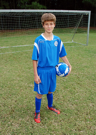 Matt Perry Soccer 2010 Force