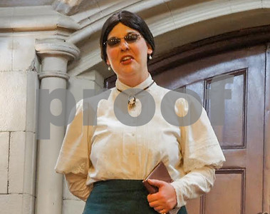 jacksonville-college-to-host-onewoman-show-on-blind-hymn-writer-fanny-crosby