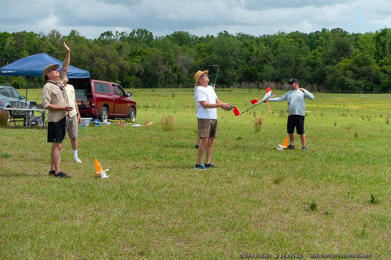 Orlando Buzzards Spring F3-RES contest, Saturday