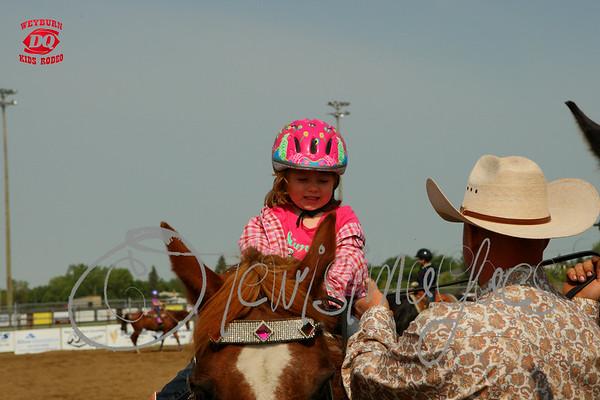 Weyburn DQ Kids Rodeo - 2014