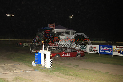 8th Annual Summit UMP Modified Mania Dirt Nationals - 9/20/12