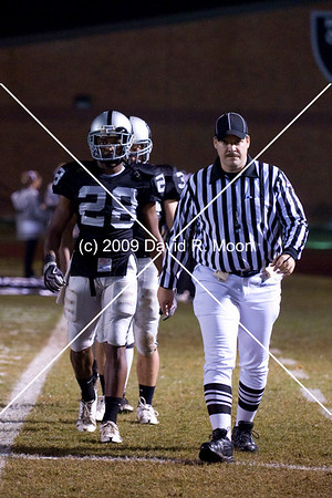 Oct 30, 2009 - Cherokee vs East Paulding (38-21)
