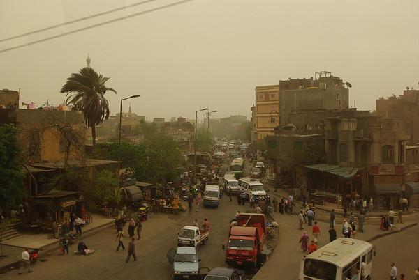 LE CAIRE GIZEH SAQQARAH  EGYPTE