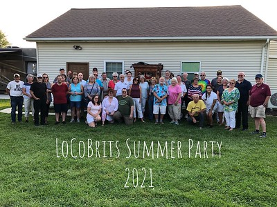 Summer Party - July 31