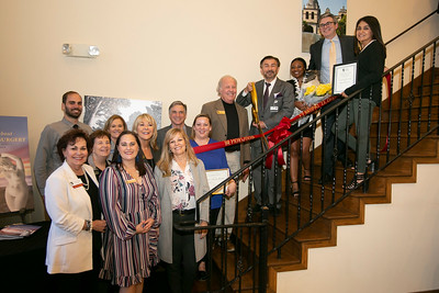 Dr. Morwood Open House/Ribbon Cutting 2-27-20