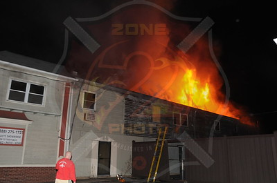 Bay Shore F.D. Signal 13 63 3rd Ave. 2/29/12