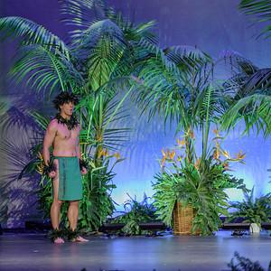2019 E Hula Mau  - Mel Solo Performance