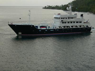Moorea, Tahiti (1/20/2006)
